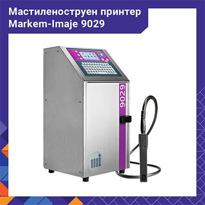 Мастиленоструйният принтер 9029