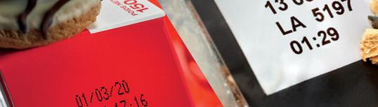 Подновете принтерите в производството на СИВМОЛИЧНА ЦЕНА с последно поколение Markem-Imaje