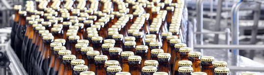Избрани решения за бутилиращата индустрия: как да оптимизираме важни производствени процеси