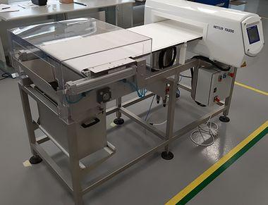 Конвейерна система със скъсяваща се лента