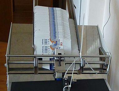 Фийдъри за пликове и кутии