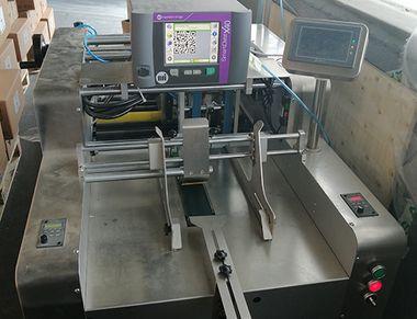 Разлистващи системи с ТТО принтер